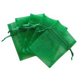 Gauze Bags Hand-Locked Fishing Gear Accessories 5PCS -