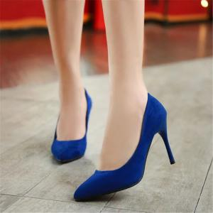 Shallow Mouth with High Heels Shoes -