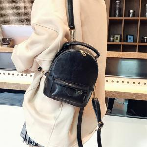 Fashion Wild Simple Small Fresh Large Capacity Female Backpack Tide -