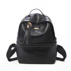 Fashion Wild Simple Large Capacity Small Fresh and Lovely Female Travel Backpack Tide -