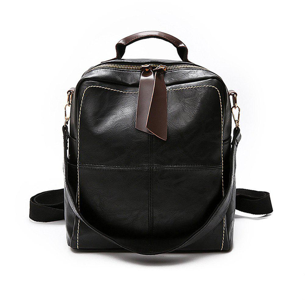 Shop Small Fresh Fashion Wild Bulk Tide Simple Female Backpack