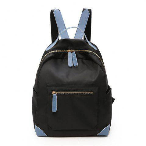 Buy Canvas Large Capacity Simple Wild Fashion Small Fresh Female Backpack Tide
