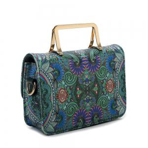 Fashion Painting Tide Small Fresh and Simple Wild Ladies Shoulder Diagonal Package -