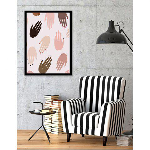 Store Canvas Inkjet Abstract Cute Simple Painting Living Room Bedroom Restaurant Home Wall Art