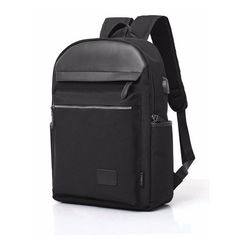 Дизайн Tigernu Brand Men Backpack Anti-Theft USB Charge Port для 14 дюймов
