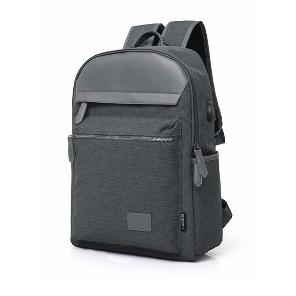 Store Design Tigernu Brand Men Backpack Anti-Theft USB Charge Port for 14 Inch