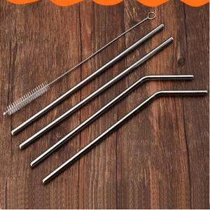 5 PCS Flatware Set 304 Stainless Steel Drinking Straw -