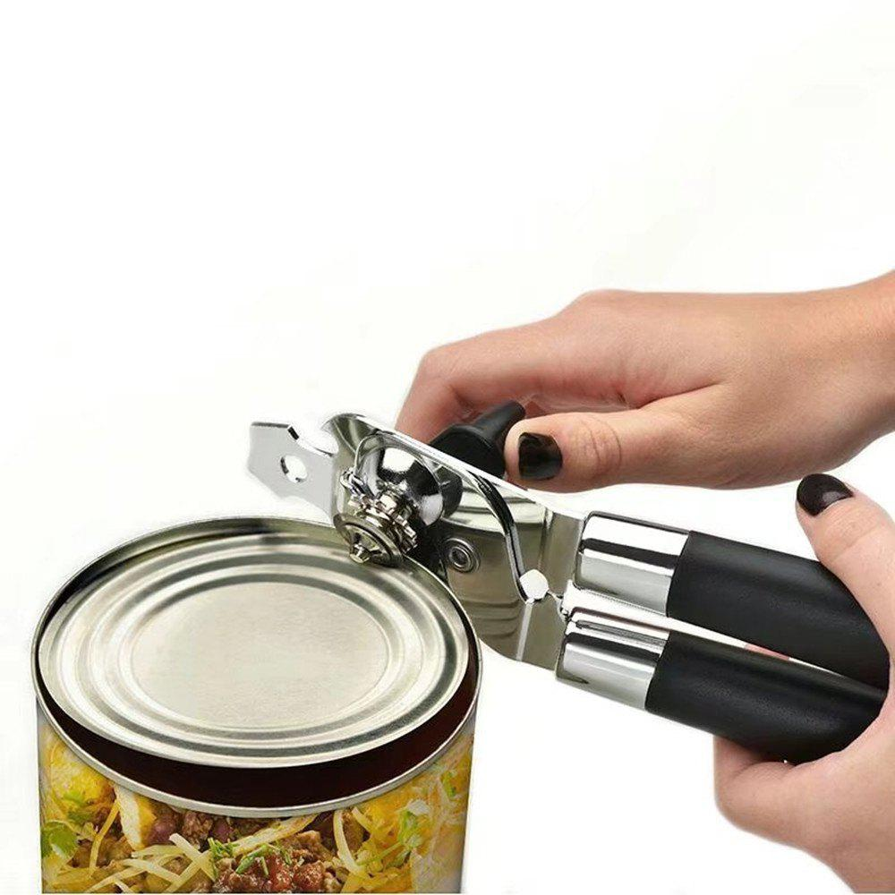 Online Stainless Steel Multifunction Canned Bottle Opener