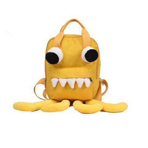 Fancy Backpack Female Cartoon Children South Korea Tide  Bag