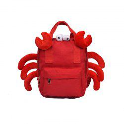 Backpack Female Cartoon Children South Korea Tide  Bag -