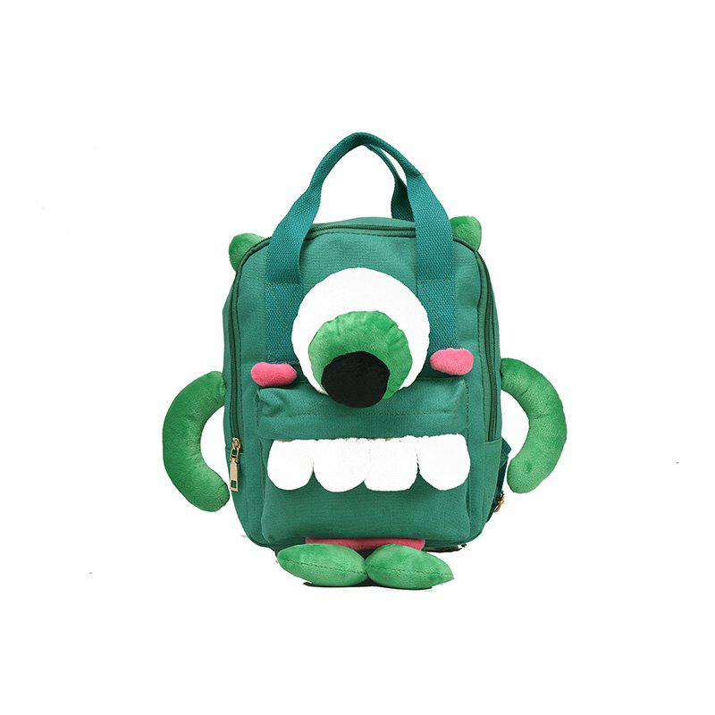 Store Backpack Female Cartoon Children South Korea Tide  Bag