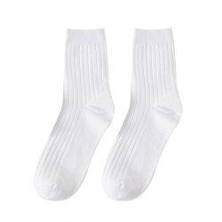 Men's Socks Candy Colored Stockings Middle Tube -