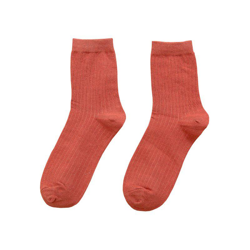 Shop Lady's Candy  Colored Stockings.