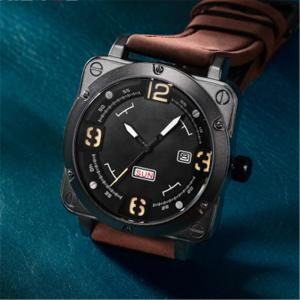 Sports Men Luxury Fashion Quartz Wrist Watch -