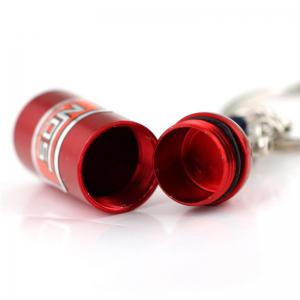 Mini Nitrous Oxide Bottle Turbo Keychain -