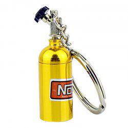 Porte-Clés Turbo Mini Nitrous Oxide Bottle -