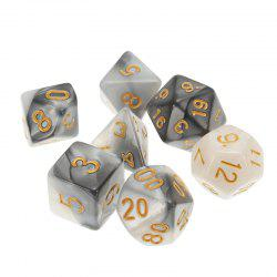 Different Polyhedral 7PCS -