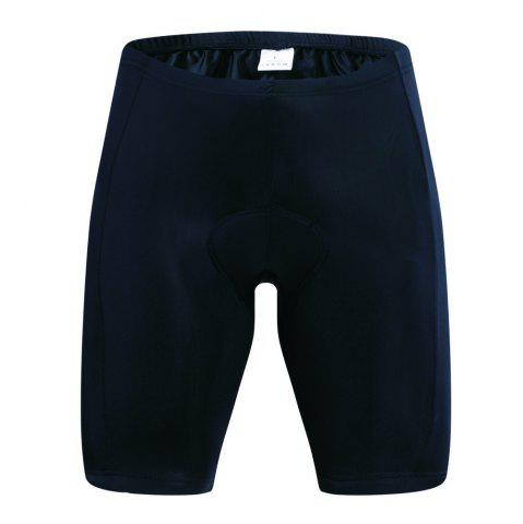 Realtoo Hommes 3D Padded Bicycle Ridling Underwear Shorts