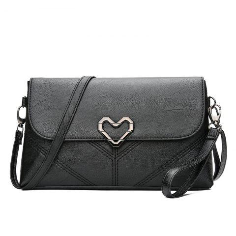 Outfits The New Women's Shoulder Bag Stylish and Simple Soft Leather Handbag