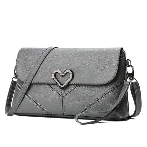 Shops The New Women's Shoulder Bag Stylish and Simple Soft Leather Handbag