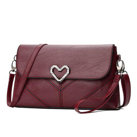 Buy The New Women's Shoulder Bag Stylish and Simple Soft Leather Handbag