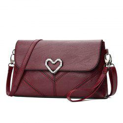 The New Women's Shoulder Bag Stylish and Simple Soft Leather Handbag -