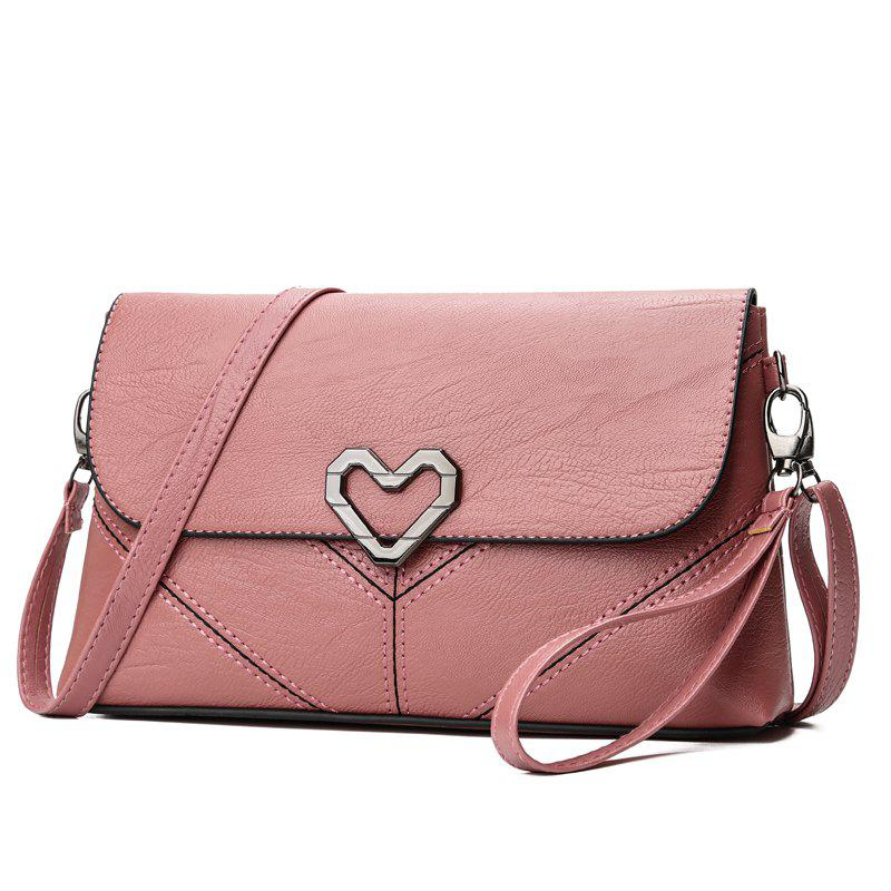 Online The New Women's Shoulder Bag Stylish and Simple Soft Leather Handbag