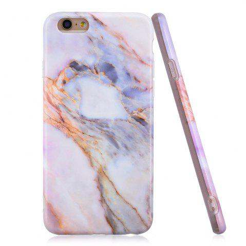 Sale Luxury Marble Stone Pattern Slim Fit Soft Tpu Mobile Phone Case Cover Coque for  iPhone 6/6S 4.7 Inch