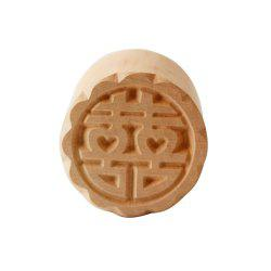 Shouxi Pear Wood Cake  Seal -