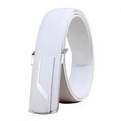 ZHAXIN 892 Lighting Pattern Smooth Clasp Fashion Men Belt -