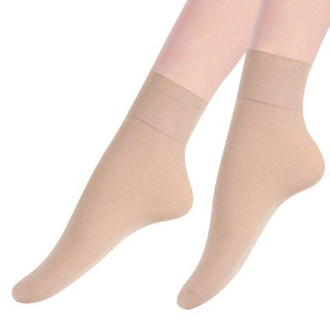 Outfit 10 Pairs of Short  Thin Pressure Veivet Spring Wide Mouth Female Socks