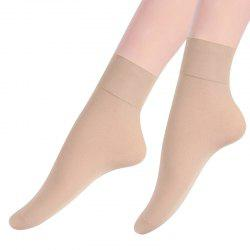 10 Pairs of Short  Thin Pressure Veivet Spring Wide Mouth Female Socks -