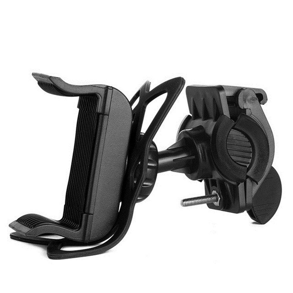 Hot 360 Degree Adjustable Bicycle Phone Holder Motorcycle Bike Handlebar Universal Smartphone Mount for Bike GPS Navigation