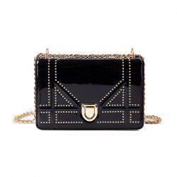 Smooth New Handbag Messenger ShoulderSmall Square Bag -