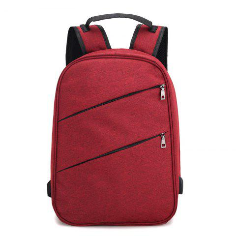 Outfit Backpack Computer Multi-Function Security Student Bag