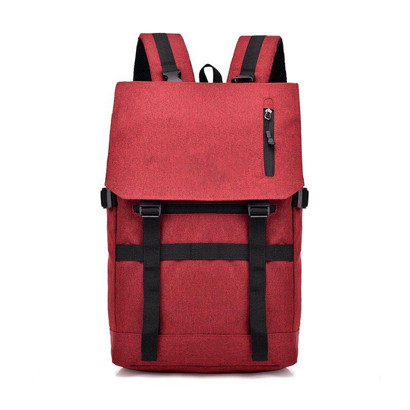 Shops USB Computer Folding Smart Bluetooth Positioning Travel Backpack