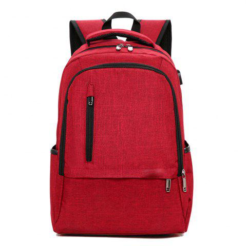 Latest Backpack Trend Student Bag School Wind Large Capacity