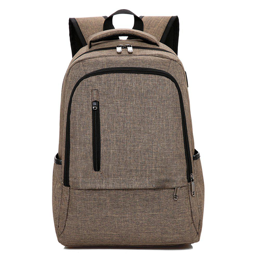 Fashion Backpack Trend Student Bag School Wind Large Capacity