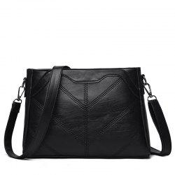 Crossbody Women's Soft Bag -