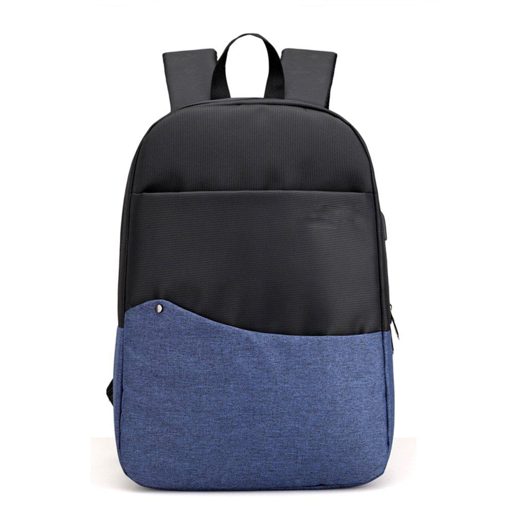 Fashion Lightweight and Wild Charging Backpack