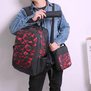 Student High-Capacity Fashion Bag Backpack -