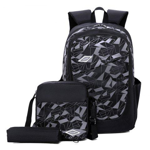 Fashion Student High-Capacity Fashion Bag Backpack