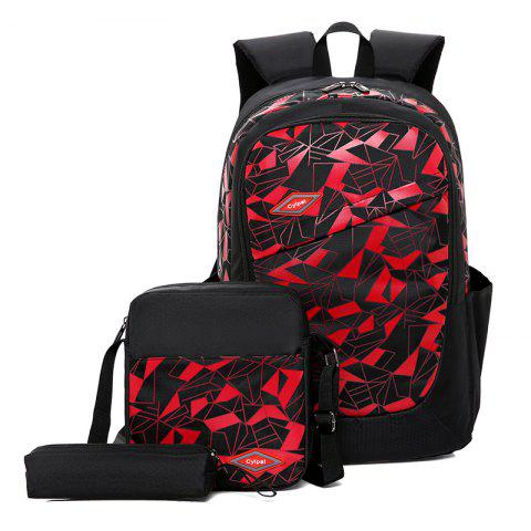 Latest Student High-Capacity Fashion Bag Backpack