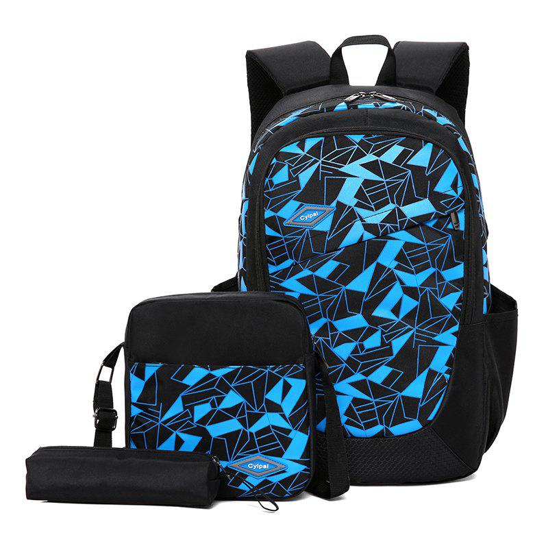 Discount Student High-Capacity Fashion Bag Backpack