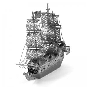 3D Metal Model Sailing Kit Puzzle -