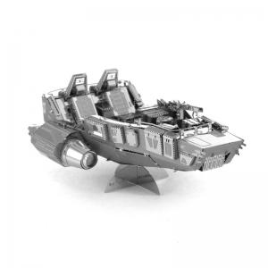 3D Metal Model Snowmobile Kit Jigsaw -