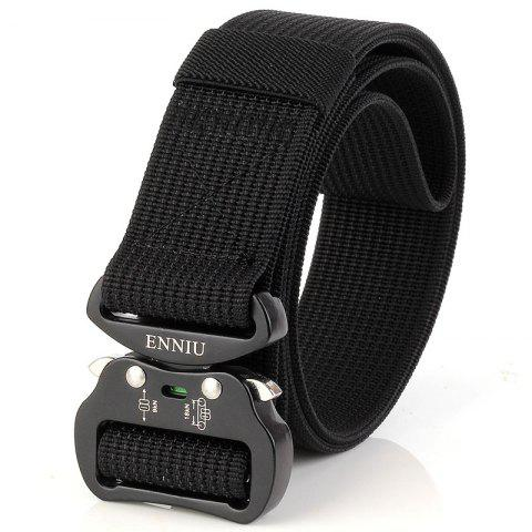 Shops ENNIU Quick Dry Tactical Belt Quick-Release Military Style Shooters Belt with Metal Buckle