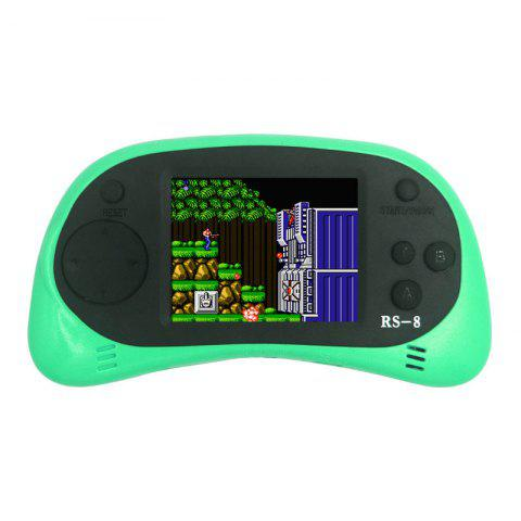 Shops 2.5 Inch TFT Display Handheld Game Player 8 Bit Video Game
