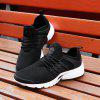ZEACAVA Men Mesh Trendy Breathable Wild Men's Sports Shoes -