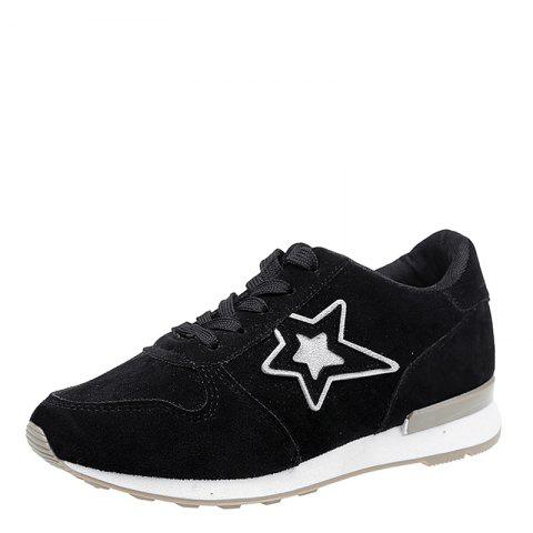 Buy Spring and Autumn New Flat Lightweight Casual Shoes